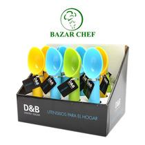 Cuchara Helado Plastica - Bazar Chef