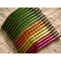 Bombilla De Colores Para Souvenirs Mates De Ceramica Mates