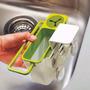 Organizador Cocina Baño Porta Esponja Cepillo Bacha Estante
