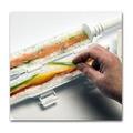 Kit Sushi Plato Palitos Cuchillo Espatula Arrocera Tablas