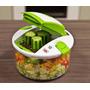 Salad Chef Smart Tevecompras - Cortador De Frutas Y Verduras