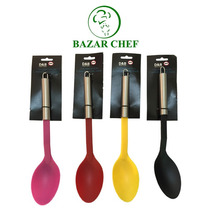 Cuchara De Nylon 4 Colores - Bazar Chef