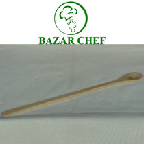 Cuchara Clerico Madera - Bazar Chef