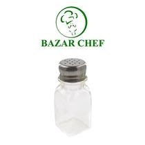 Salero Vidrio 8.5cm - Bazar Chef