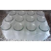 Frascos Yogurt (12) - De Vidrio - Especieros - Decoración !!
