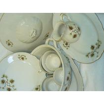 Juego Porcelana Verbano-107 Piezas -excelente Estado-