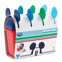 Moldes Para Helado Mickey Summer Fun Disney