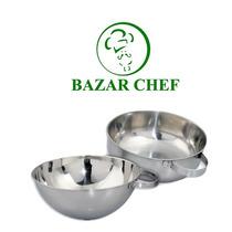 Bowl Batidor N* 30 L.acero 430 - Bazar Chef