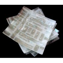 Platos De Vidrio Sushi 12x12,18x18,21x21,27x27 Vitrofusión