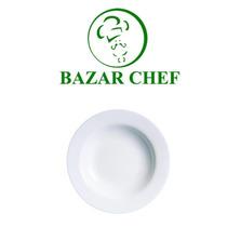 Luminarc - Evolution Plato Hondo - Bazar Chef