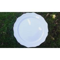 Plato Para Torta De Ceramica Con Pie