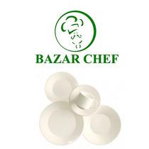 Biona - Plato Hondo 22 Cm Blanco - Bazar Chef