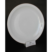 Plato Playo Blanco Gastronómico 450 Tsuji Precio X U C/sello