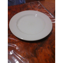 Set De 12 Platos De Ceramica