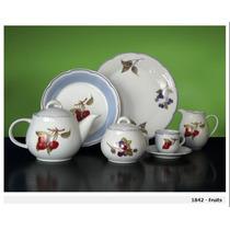 Plato Playo 25cm. Porcelana Tsuji. Modelos 1842, 1832 Y 1814