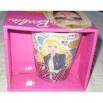 Taza De Barbie Ceramica Disney Pixar Original