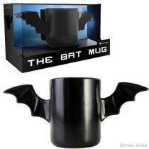 Taza Murciélago Batman The Bat Mug Cerámica