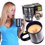 Taza Térmica Con Agitador Automático Self Stirring Mug