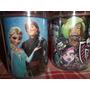 Tazas De Personajes Frozen Monster High Minie Mickey Y Mas