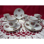 Juego De Café Porcelana Sellado Made In China 5 Pers (199f)