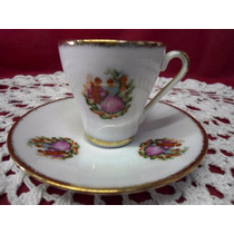 Decorativa Taza De Café Porcelana Sellado China (199/1f)