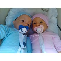 Bebe Muñeca Bebote Real Reborn Juguete Con Chupete Incluido