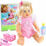 Muñeca Bebita Fisher Price Little Mommy Interactiva. Mattel