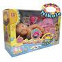 Muñeca Nikole La Nadadora Original - La Le Lu - Holly Toys