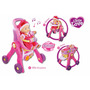 Carrito De Bebe 3 En 1 Little Love Vtech Original!!!
