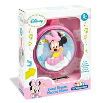 Cunero Musical Minnie Mouse Sweet Dreams Disney Baby 0+