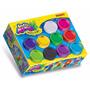 Masa Infantil X10 Potes Multicolores 714 Duravit Regalo Niño