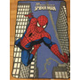 Alfombra Infantil Transfer Rectangular Spiderman Dormitorio