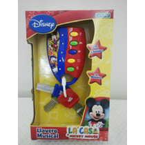 Llavero Musical De Mickey