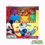 Mickey Mouse Clubhouse Disney Set De Tren En Plastico Soft