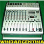 Mixer Potencia Europower Behringer Pmh-1000 12 Canales 600 W