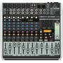 Consola Behringer Xenyx Qx1222usb 12 Canales Efectos Usb