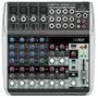 Consola Behringer Xenyx Q1202 Usb Mesa De Mezcla