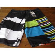 Shorts Bermudas Mallas Billabong Talle 36