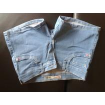 Shorts Jeans Mujer Inquieta Oferta Liquidacion