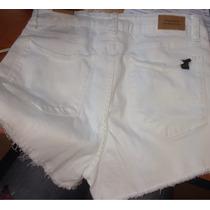 Short Wanama N28 Blanco Nuevo