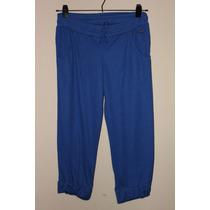 Pantalon Capri Punto 1 Babucha Talle 1 Amplio