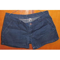 Lote X 2 Shorts De Jean!