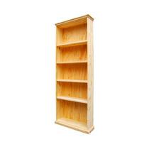 Biblioteca De Pino 60cm Extra Fuerte