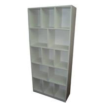 Biblioteca Melamina - Organizador - Cubos - Divisor