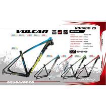 Cuadro Mountain Bike Venzo Vulcan 29er Aluminio Competicion