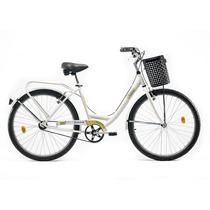 Bicicleta Dama Olmo Donna Urbana Paseo Freestyle Rodado 26