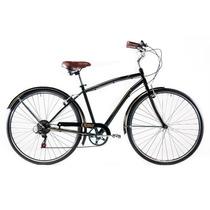 Bicicleta Olmo Vincent Rodado 28 Urbana 6 V Shimano