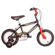 Bicicletas Nena Nene Halley 19035 Rod 12 Con Rueditas