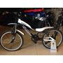 Bicicleta Vairo P/ Niños Rodado 20 Vxcr Con Cambios Shimano