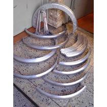 A.-guardabarros De Bicicletas Rodado 26 Delantero Y Trasero